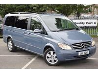 2007 Mercedes-Benz Viano 2.1 CDI Ambiente Compact MPV 5dr