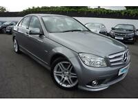 2010 MERCEDES C-CLASS C200 2.1 CDI BLUEEFFICIENCY SPORT 4 DOOR 6SPEED MANUAL SAL