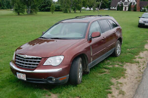 2007 Chrysler Pacifica awd 4X4 AUTO Hatchback