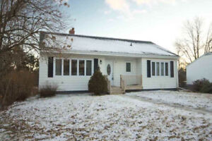 *** This home is now Rented *** 5 bedroom home Middle Sackville