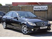 2011 Mercedes-Benz C Class 2.1 C200 CDI BlueEFFICIENCY Sport 4dr