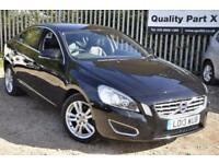 2013 Volvo S60 2.0 D3 SE Lux Geartronic 4dr (start/stop)