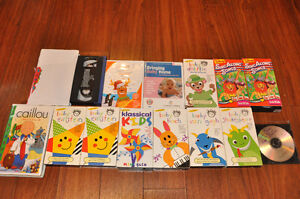 Assorted childrens VHS and some DVD's Gatineau Ottawa / Gatineau Area image 3