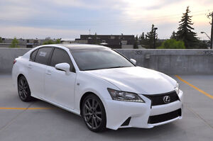 2013 Lexus GS350 F-SPORT AWD LOW KMS I LOADED I WARRANTY I CLEAN