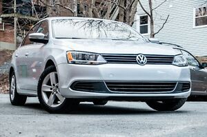 2011 Jetta Comfortline with 20 months of VW-Warranty