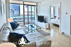 Luxury Executive Condo Fully furnished All Inclusive Yorkville