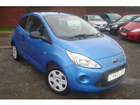 2010 Ford Ka 1.2 Studio+low miles+1 owner