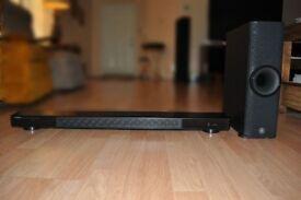Yamaha YSP-2500 digital sound projector sound bar
