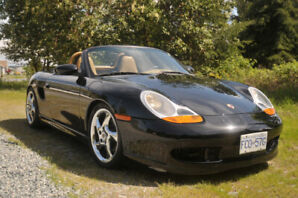 1999 Porsche Boxster Coupe (2 door)