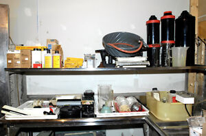 Complete Darkroom Equipment For Developing Photos Best Offer West Island Greater Montréal image 3