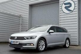 2015 15 VOLKSWAGEN PASSAT 2.0 SE BUSINESS TDI BLUEMOTION TECHNOLOGY 5D 148 BHP D