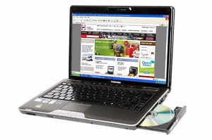 Toshiba Satellite U500 Laptop