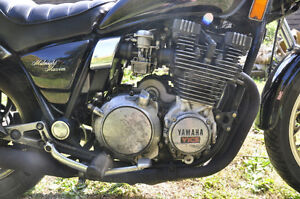Your chance to own a classic! 1982 Yamaha XJ650 Maxim. London Ontario image 4