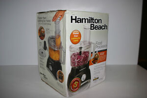 Food processor Hamilton Beach for Parts