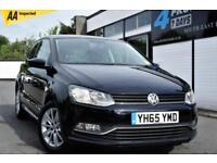 2015 VOLKSWAGEN POLO 1.2 TSI BLUEMOTION TECH SE (S/S) 3DR HATCHBACK MANUAL PETRO