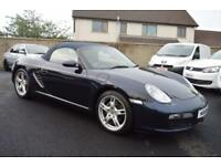 2006 02 PORSCHE BOXSTER 2.7 24V 2D 240 BHP RARE 6 SPEED MANUAL FULL PORSCHE HIST