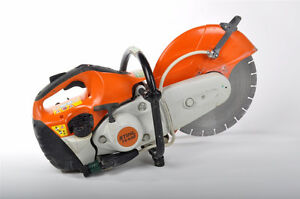 !!!DEAL SUR STIHL TS420 DEMO!!!