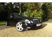 2006 56 Mercedes-Benz E350 AMG 7G-Tronic Sport 3.5 V6 PETROL 87K LOW MILES FSH