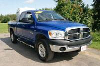 2008 Dodge Power Ram 1500 SXT LOADED 4x4 5.7 Pickup Truck