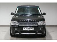 2009 Land Rover Range Rover Vogue 3.6TD V8 -GENUINE OVERFINCH AERO GT KITS