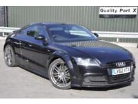 2012 Audi TT 2.0 TFSI Black Edition 3dr