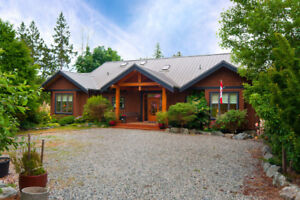 One of a Kind 1.16 Acre Tranquil Estate - 925 Arbutus Bay Lane