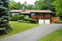 Private 1.73 Acres Bungalow in Bradford - OPEN HOUSE!!!