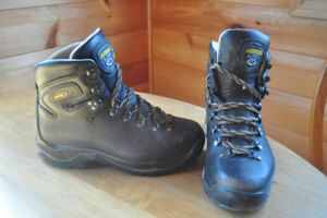Asolo Leather Hiking Boots