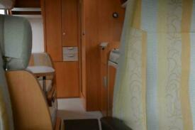 Hymer Camp C494 FIAT 4 BERTH 4 TRAVEL SEAT MOTORHOME