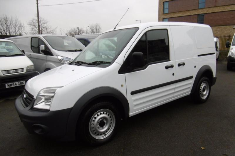 2012 FORD TRANSIT CONNECT T200 1.8 TDCI 75 SWB , 1 OWNER , FULL SERVICE HISTORY