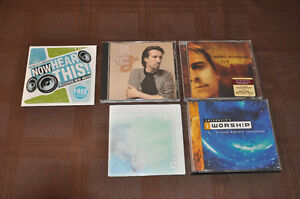 Christian CDs, Lot #11 - NEW PRICE