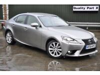 2015 Lexus IS 250 2.5 Premier 4dr