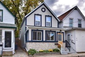 HOUSE FOR RENT in the Heart of Downtown Stoney Creek