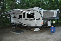 Travel Trailer for Rent / Jayco Jay Feather Ultra Lite X23F