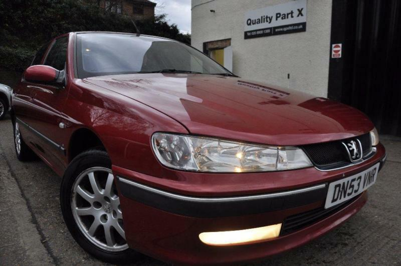 2004 peugeot 406 2 0 hdi s 4dr nav in wembley london gumtree. Black Bedroom Furniture Sets. Home Design Ideas