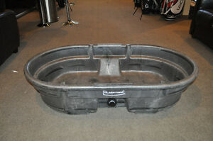 50 Gallon Rubbermaid Watering Trough/Tank