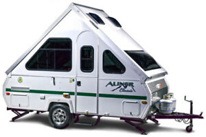Wanted To Buy Aliner Classic or Rpod Camper Trailer