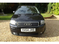 2004 54 Audi A2 1.4 TDI SE DIESEL HATCHBACK £30 YEAR ROAD TAX 50/80 MPG ECONOMY