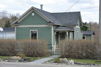 Crowsnest Pass Heritage Home - Character with full upgrades