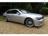 "2006 BMW 760Li 6.0 V12 445 BHP LWB LIMO 82K LOW MILES ALPINA BODYKIT 21"" ALLOYS"