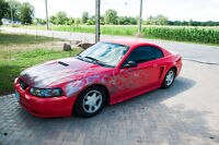 2000 Ford Mustang v6 - Manual - CHEAP NEED GONE