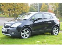 2014 Vauxhall mokka 1.7 CDTI exclusive start stop