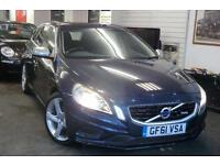 VOLVO V60 1.6D DRIVE ( 115PS ) ( S/S ) 2012MY R-DESIGN