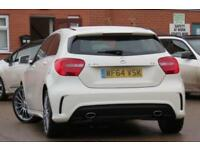 MERCEDES A CLASS 1.5 A180 CDI BLUEEFFICIENCY AMG SPORT 109 BHP 2014/ 64
