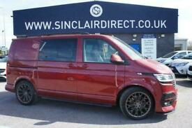 2020 Volkswagen Transporter 2.0 T32 TDI KOMBI HIGHLINE 4MOTION Automatic WINDOW