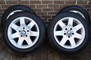 "16"" OEM BMW Wheels -Winter"