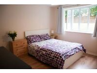 Light, airy, good sized double room available close to Walthamstow Central