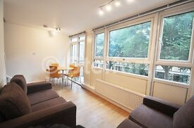 NEWLY REFURBISHED 4 BEDROOM FLAT IS SITUATED WITHIN MOMENTS FROM TUFNELL PARK TUBE STATION.