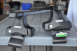 Thule - Complete roof rack for Chev Silverado or GMC Sierra