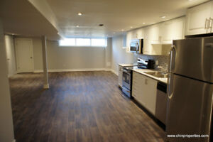 Exceptional newly renovated 2 bedroom